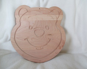 Super Rare Disney Winnie the Pooh Cutting Board