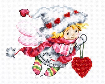 Cross Stitch Kit Cherished