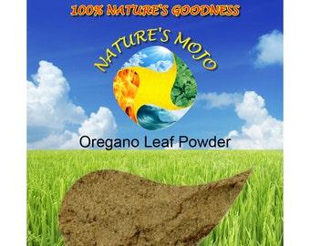 Oregano Leaf Powder 1 Pound