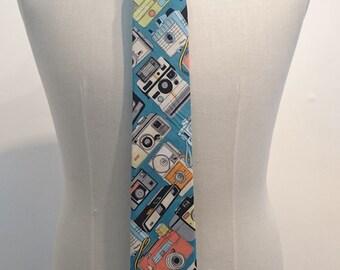 Camera fabric Tie
