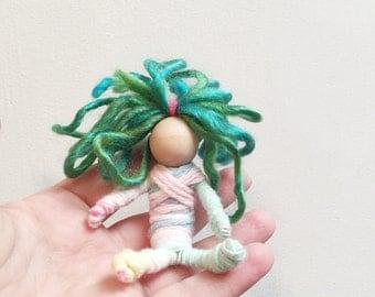 DIY Waldorf Bendy Doll Kit