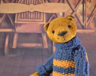 Artist Teddy Bear soft toy ooak