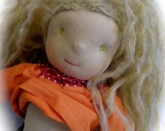 Doll Girl Selma
