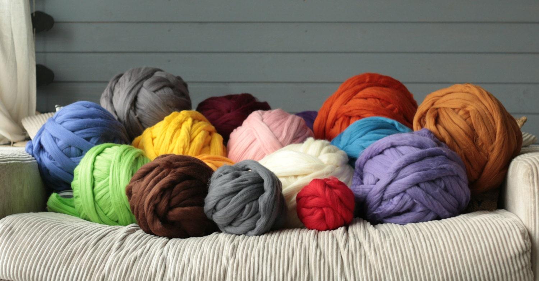 Arm Knitting Yarn Australia : Chunky yarn merino wool arm knitting
