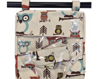 Rustic Owl 3 Hour Bag
