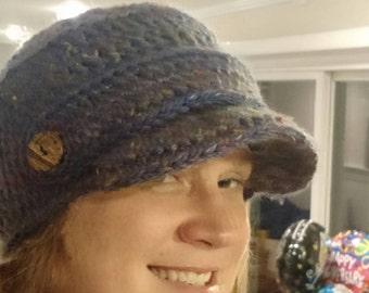 Brimmed hat