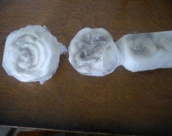 Homemade Rose Petal Soap