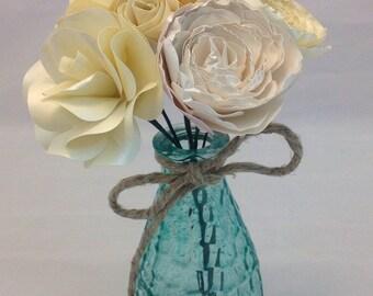 Rose and Ranunculus Arrangement