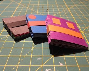 Miniature Handbound Book Set