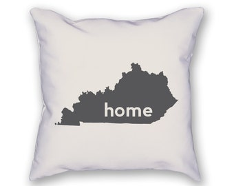 Kentucky Home Pillow