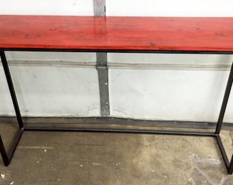 Desk wall table