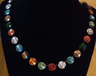 10mm swarovski crystals in many colors