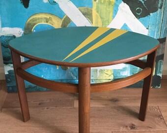 Teardrop Nathan Style Coffee Table