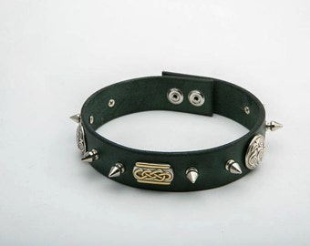 Celtic Punk Collar