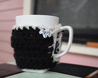 Zebra Mug Cozy