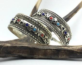 Free Trade Tibetan Bracelet | Om Mantra |