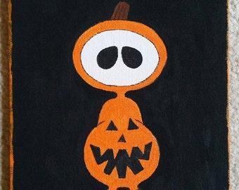 Pumpkin Halloween - mini