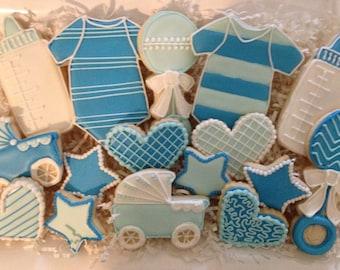 It's a Boy Cookies