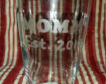 Personalized glassware !