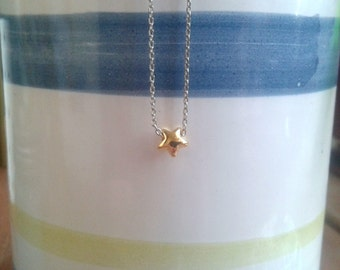 Star. Necklace.