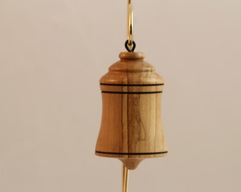 Maple Bell Ornament