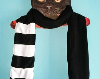 Soul Eater ~>Death the Kidd<~ Soft Plush Scarf