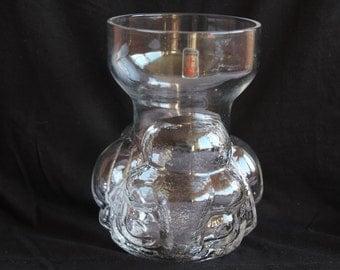 Scandinavian Glass - Skruf Sweden - Lars Hellsten - 1960's