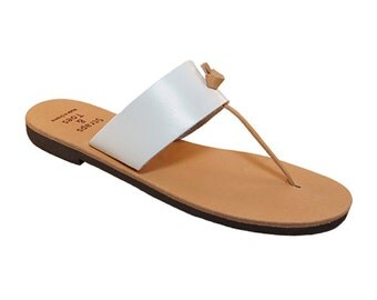 Eta leather sandals