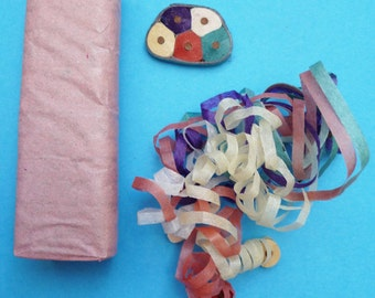 Vintage Streamers - Weddings, Birthday, New Year, Just to Make a Mess....