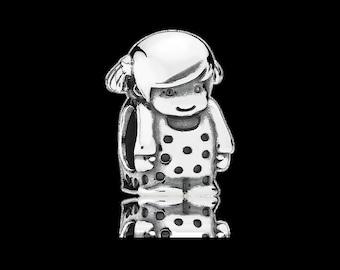 Pandora Bead/Charm Precious Girl 791531 Authentic