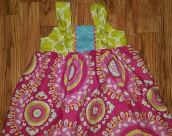 Knot dress 12-18 month