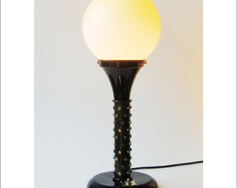 Steampunk lamp No. 1