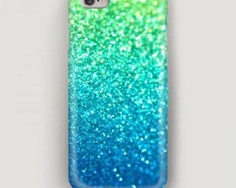 Sequins iPhone 6 Plus Case, Green iPhone 6 Case, iPhone 5s Case, iPhone 5c Case, iPhone 4 Case, Disco Style