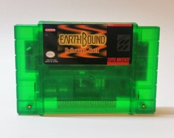 EarthBound (Halloween Hack)