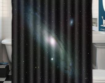 Custom Shower Curtain Nebula 047165