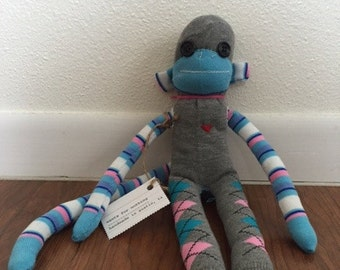 "Sock Monkey - ""Sammie"""