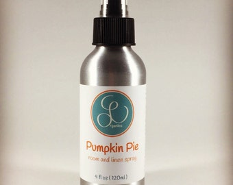 Pumpkin Pie Spray | Room Spray | Linen Spray | Room and Linen Spray