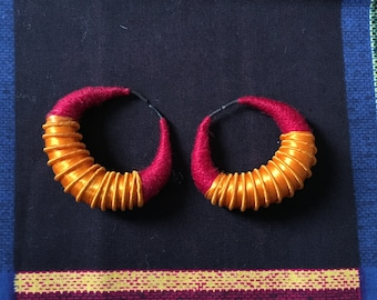 Son Pulaar fancy earrings