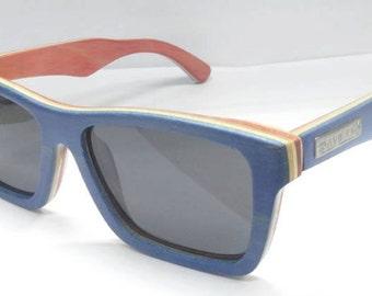 Wood Sunglasses Wayfarer