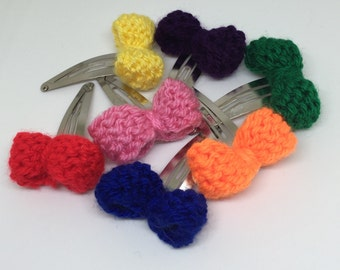 Rainbow Hair Slides