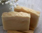 Patchouli Saffron Soap