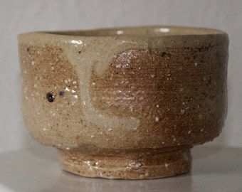 Chawan tea bowl, Matcha, ceramics, wood fire stoneware