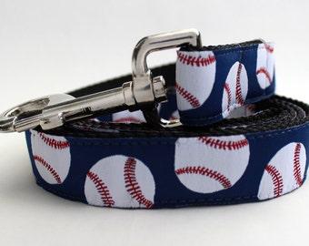 Baseball Dog Leash