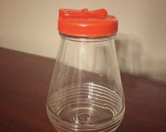 Vintage Federal Tool Corp Syrup Jar
