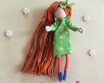 Alphabet Dolls - L Lola