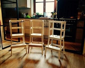 Learning Tower Montessori ( Kitchen Helper )