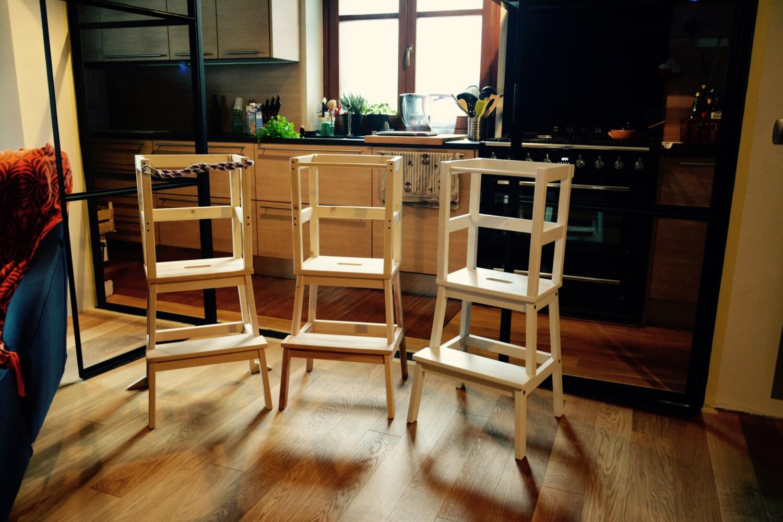 learning tower montessori kitchen helper
