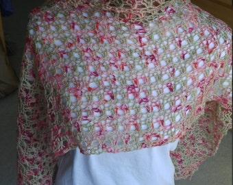 Amazing Grace Shawl/Wrap, Rectangle