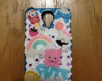Little dreams Samsung Galaxy S4 phone case