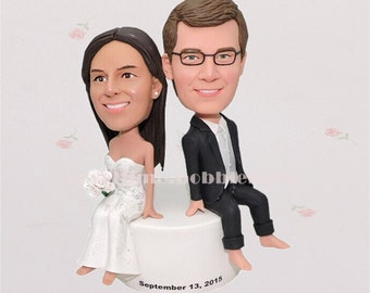 Wedding cake topper  Wedding topper  Custom cake topper  wedding cake toppers  Custom wedding cake topper